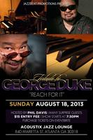 Tribute to George Duke