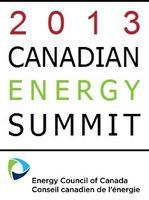 2013 Canadian Energy Summit - Toronto