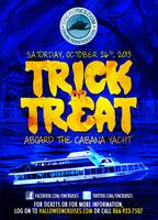 Trick or Treat Aboard the Cabana Yacht