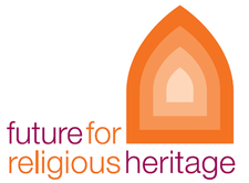 Future for Religious Heritage (FRH) logo