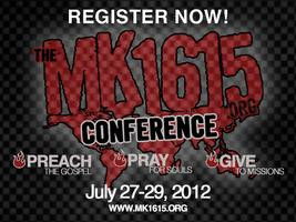 THE MK1615 CONFERENCE 2012