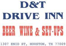 D&T Drive Inn logo