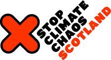 Stop Climate Chaos Scotland logo