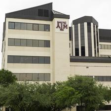 Texas A&M College of Dentistry logo