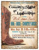 Country Night at Lagunitas ft. McKenna Faith