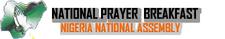 National Prayer Breakfast Nigeria National Assembly  logo