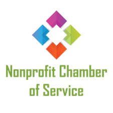 Nonprofit Chamber of Service logo