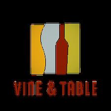Vine & Table - Carmel logo