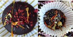Vegan Artisan Chocolate and Wine Pairing