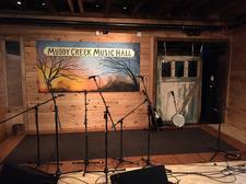 Muddy Creek Music Hall logo