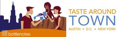 Taste Around Town Austin Launch Party
