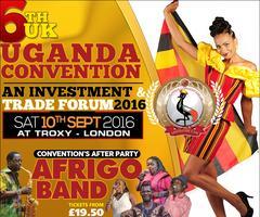 6th Uganda-UK Trade & Investment Convention