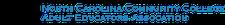 NC Community College Adult Educator Association logo