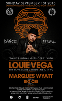 DEEP--LA presents Dance Ritual w LOUIE VEGA, MARQUES...