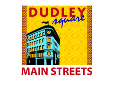 Dudley Square Main Streets logo