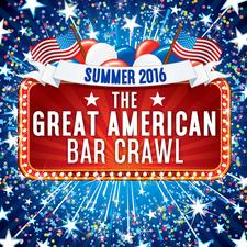 The Great American Bar Crawl logo