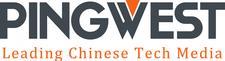 PingWest logo