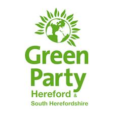 Hereford & South Herefordshire Green Party logo
