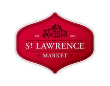 St. Lawrence Market & The Food Dudes logo