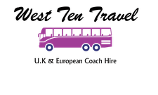 West Ten Travel logo