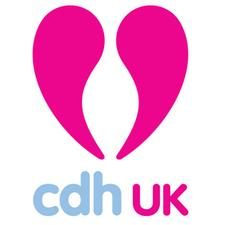 CDH UK - The Congenital Diaphragmatic Hernia Charity logo