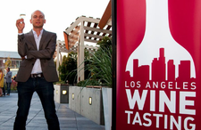 Los Angeles Wine Tasting logo
