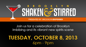 2013 Brooklyn Shaken & Stirred