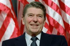 Ronald Reagan Lecture Series logo