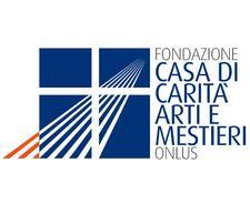 Fondazione Casa di Carità Arti e Mestieri Onlus  logo