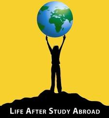 2013 Life After Study Abroad Conference Team logo