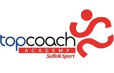 Suffolk's Topcoach Academy logo