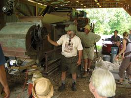 Seed Savers Tours - Louisa County
