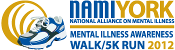 NAMI York County Mental Illness Awareness Walk/5K Run 2012