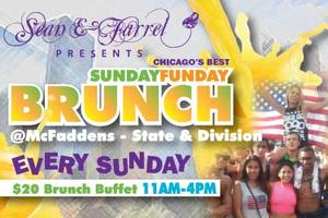 Sean & Farrel Presents-Sunday Funday Brunch @ McFadden's