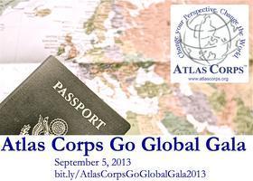 Atlas Corps Go Global Gala 2013
