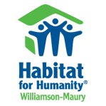 Habitat for Humanity of Williamson and Maury Counties logo
