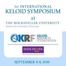 Keloid Research Foundation  logo