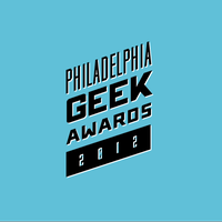 Philadelphia Geek Awards 2012