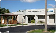 Carver Ranches Branch Library logo