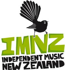 Independent Music New Zealand logo