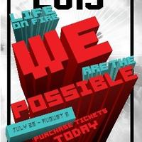We are the Possible OVER NIGHT #xperience2013 Lock-in