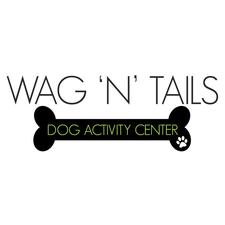 Wag 'N' Tails Dog Activity Center logo