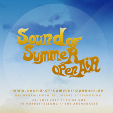 Sound of Summer Organisationsteam logo