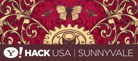 Yahoo! Hack USA: Sunnyvale