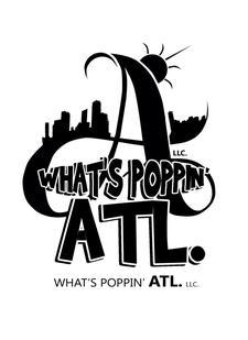 Whats Poppin Atl logo