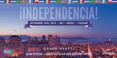 The 4th Annual Independencia Celebration
