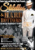 "Xavier Lewis and WHISKEY PEACH Presents ""Stilettos &..."