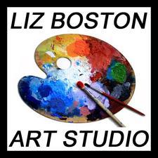 Liz Boston Art Studio logo