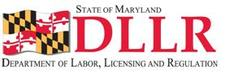 Department of Labor, Licensing and Regulation logo