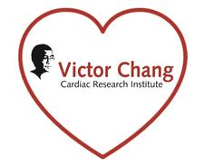 Victor Chang Cardiac Research Institute  logo